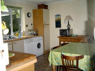 Breakfast Kitchen overlooking garden