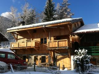 Snowy Chalet Pomet, in Morillon, The Grand Massif