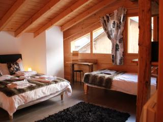 Spacious, Bright, en-suite bedrooms, with Quality linens