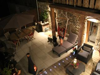 Relax on our terrace with Friend and family
