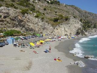 Playa Cantarrijan - naturist beach (short drive from La Herradura)
