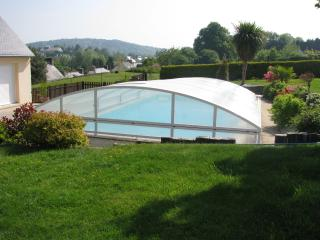 pool with view of Guenin