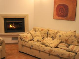 Cosy night in with a DVD by the log fire?