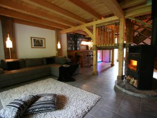 Comfortable lounge area, Chalet Pomet, a large Chalet in Morillon, The Grand Massif