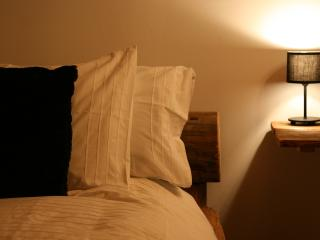 Quality bed linens, Chalet Pomet, a large Chalet in Morillon, The Grand Massif