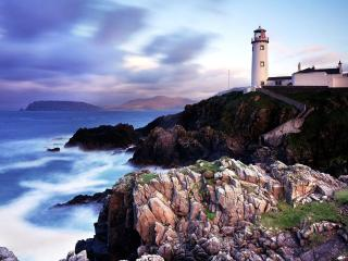 Fanad Head has beautiful drives and attractions