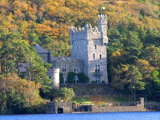 Glenveagh National Park and Castle is a great day trip