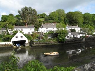 Beautiful Helford; just three miles away and well worth a visit