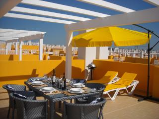 Relax in style on the sun terrace