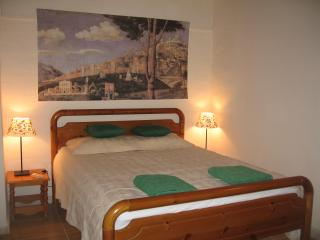 Room 3... Cyprus Delight with Kigsize bed