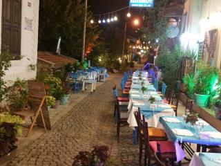 Finest open air dining!