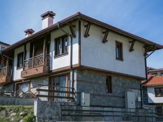 Great Chalet accommodation, unique to Bansko and close to Gondola.