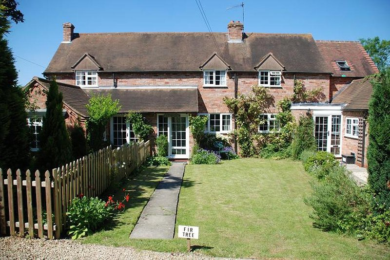 Fir Tree Cottage exterior