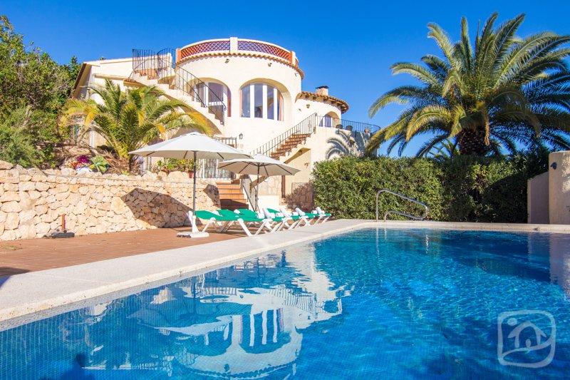 Дом в аренду испания кальпе погода