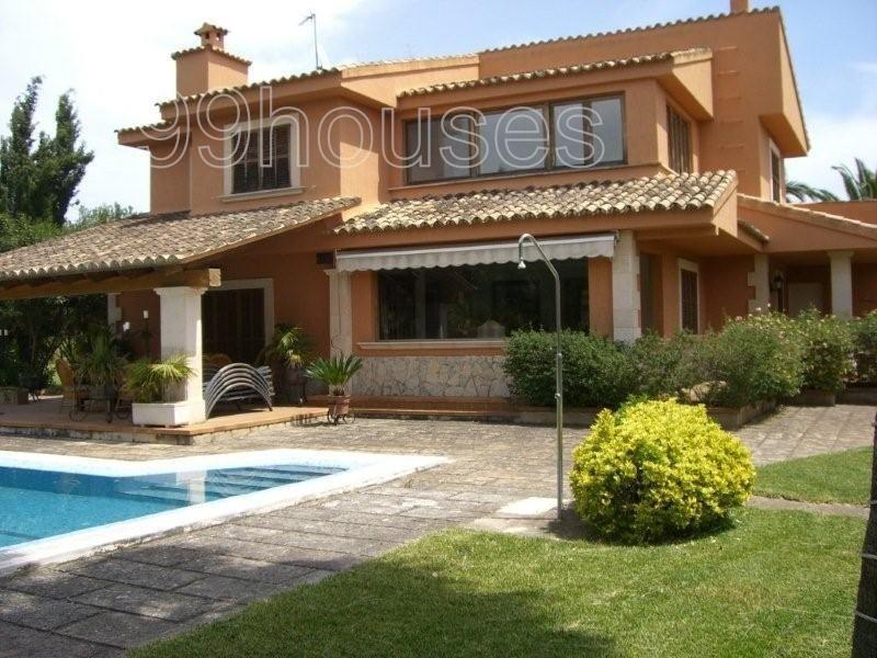 Купить дом в испании пальма де майорка