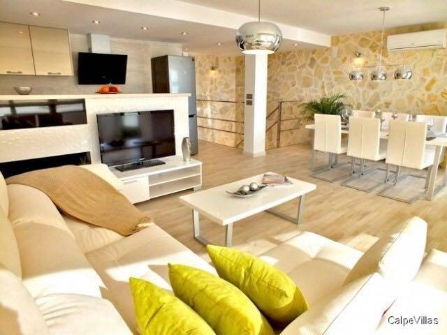 Снять апартаменты в испании кальпе
